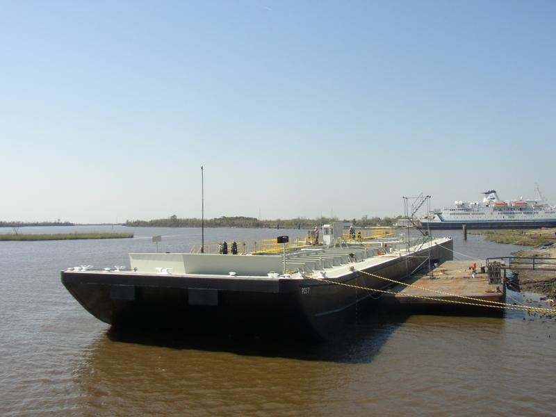 Phosphoric Acid Barge